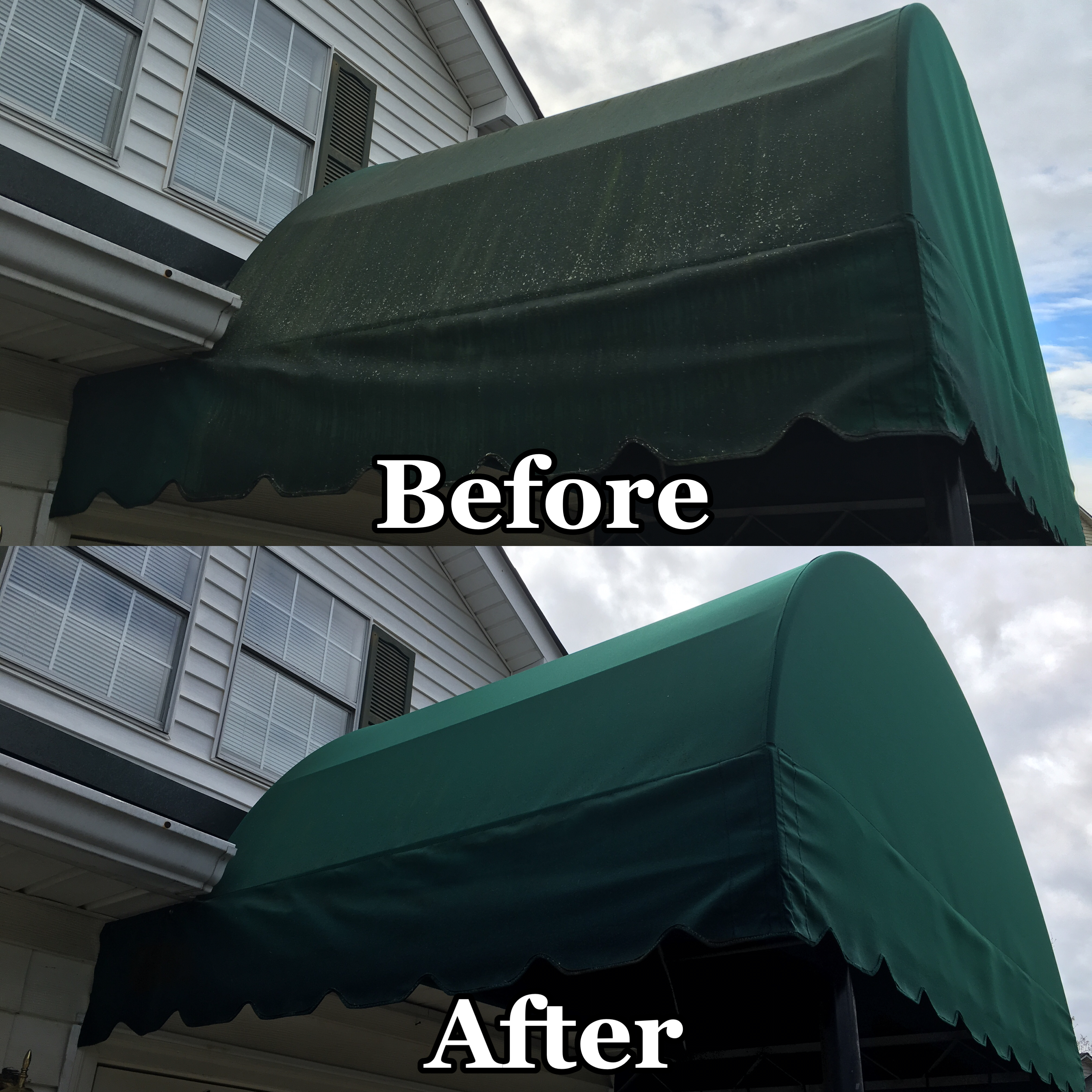 Canopy Awning | Georgia Pressure Washers | Cumming, GA