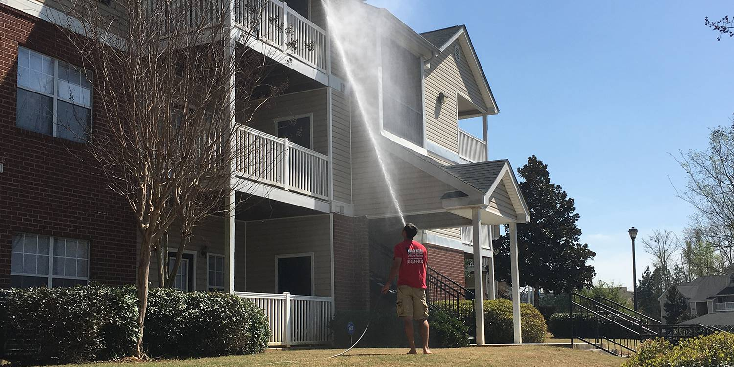 Pressure Washing Amp Roof Cleaning Cumming Ga Georgia