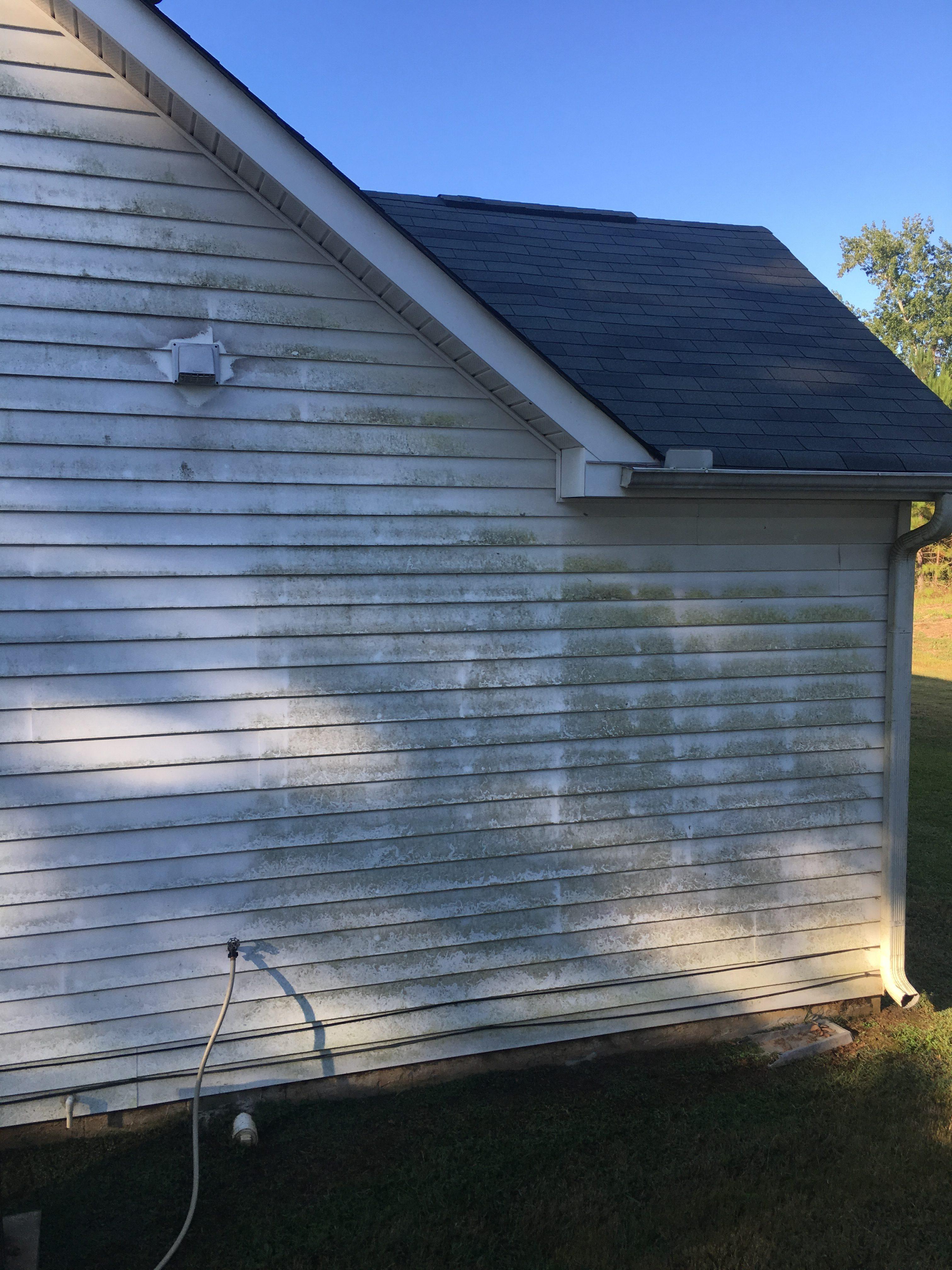 House Washing Alpharetta Sandy Springs Roswell John S