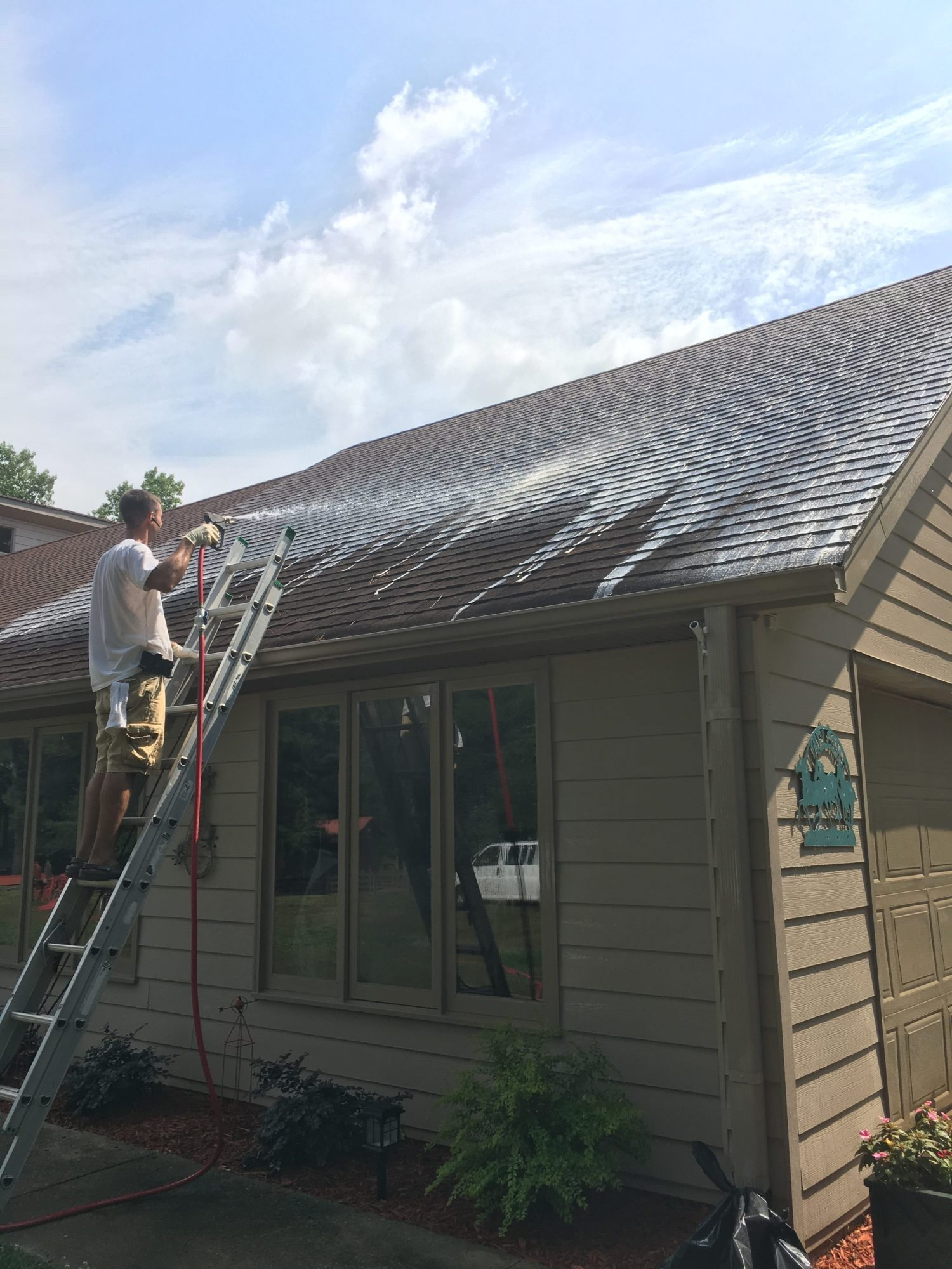 Roof Washing GA