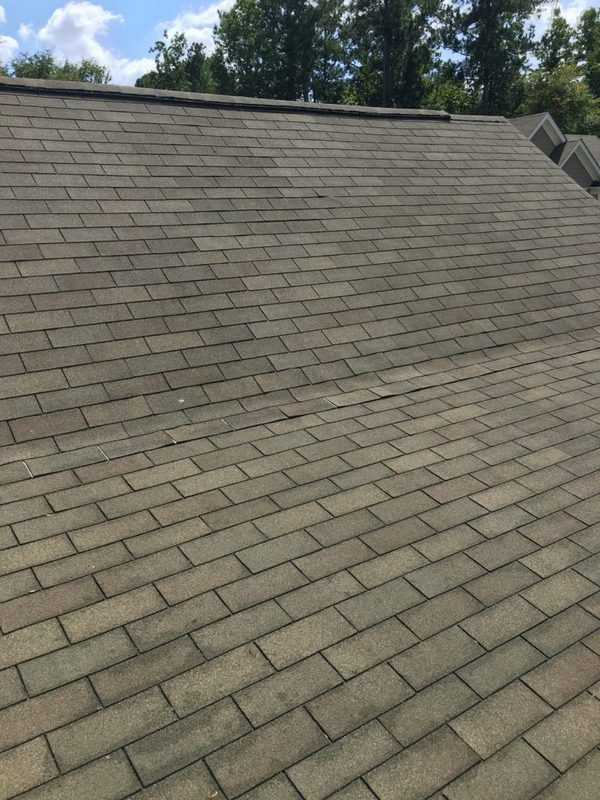 Roof Cleaning In Canton Ga