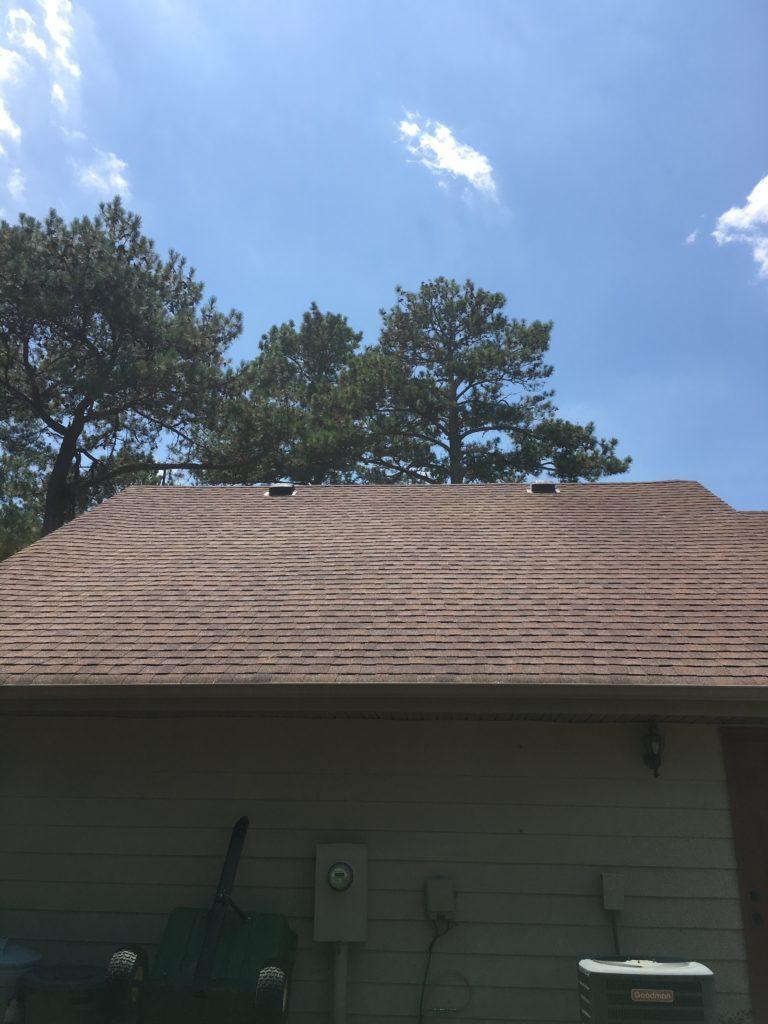 Roof Cleaning In Lake Oconee Ga