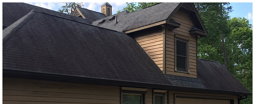Roof Cleaning In Mcdonough Ga