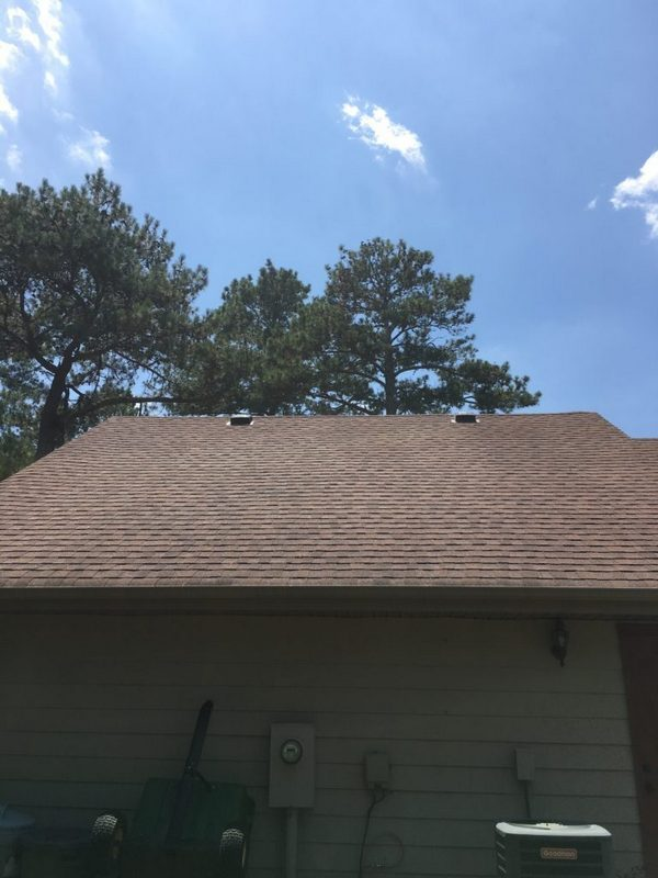 Roof Cleaning In Gainesville Ga