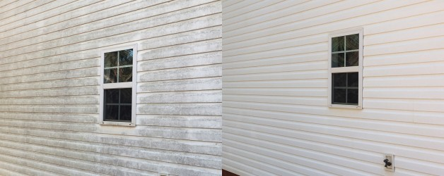 Banish Dirty Siding with House Washing